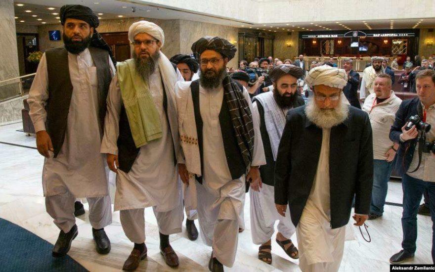 اشراف طالبان قطری