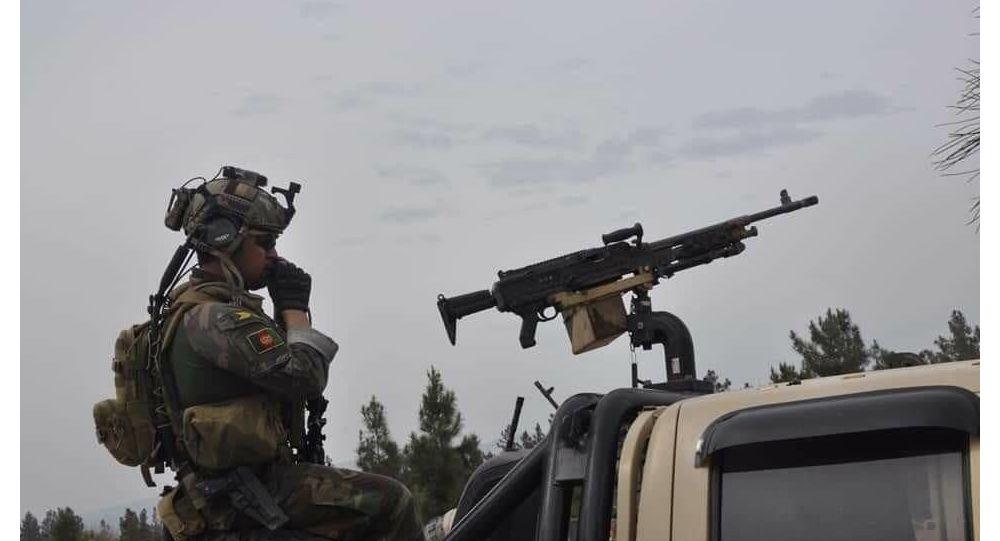 کشتهشدن چهار سرباز دولتی در قندهار