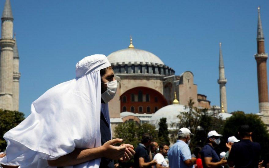 مسجد ترکی