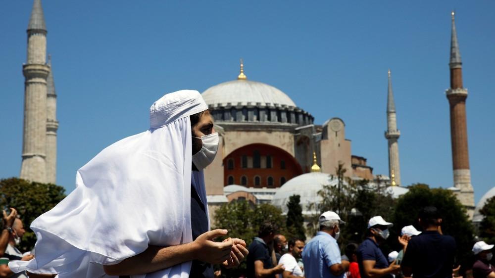 داعش ترکی بر منبر ـ پشت پردهی مسجدسازی کلیسا در ترکیه