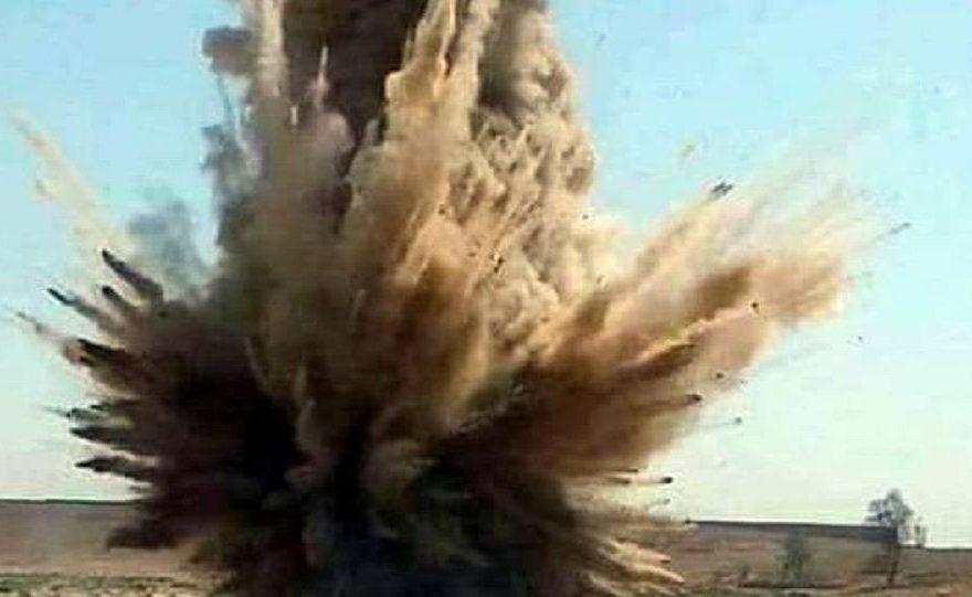 اشراف انفجار