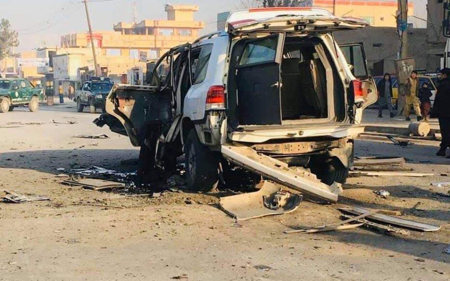عکس انفجار شاه شهید