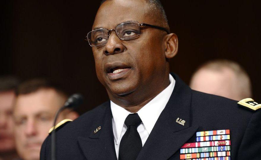 عکس وزیر دفاع امریکا